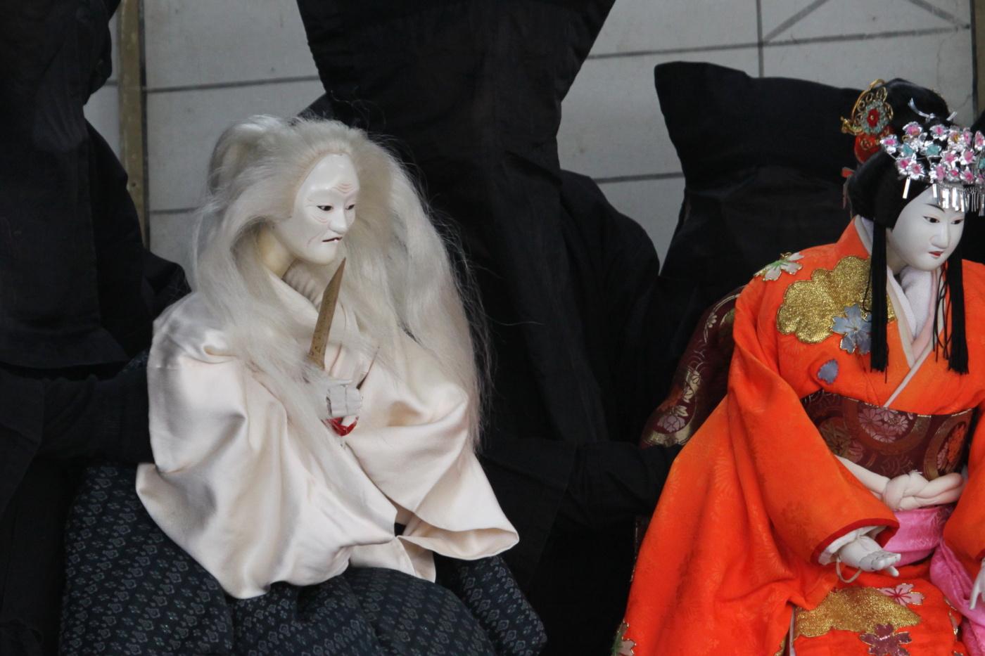 真桑人形浄瑠璃